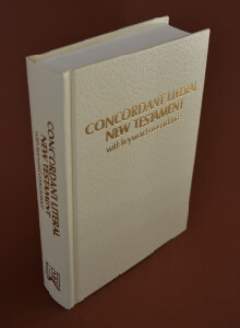 Concordant Version Concordant Literal New Testament of the Bible